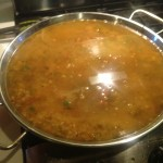 photo 8 - add boiling stock